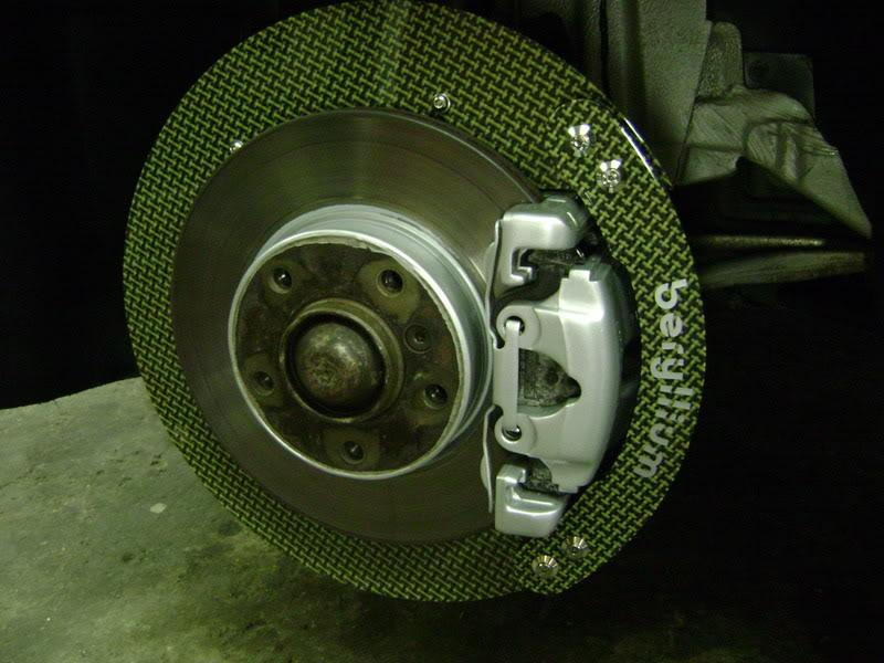 Защита тормозных дисков своими руками 89