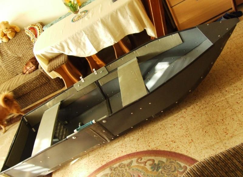 лодка одноместная складная производство ссср