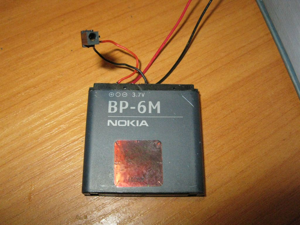 Как сделать батарейку для телефона своими руками 18