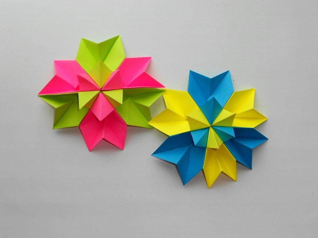 Как сделать поделки из бумаги легкие и красивые