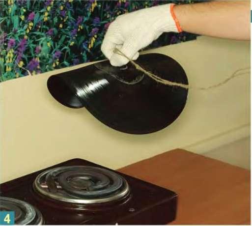 Как сделать поделки из виниловых пластинок своими руками