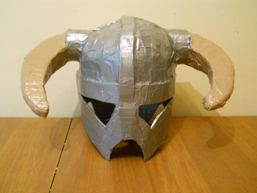 Как сделать маску своими руками из шлема