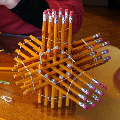 Как из карандаша сделать эту пасту