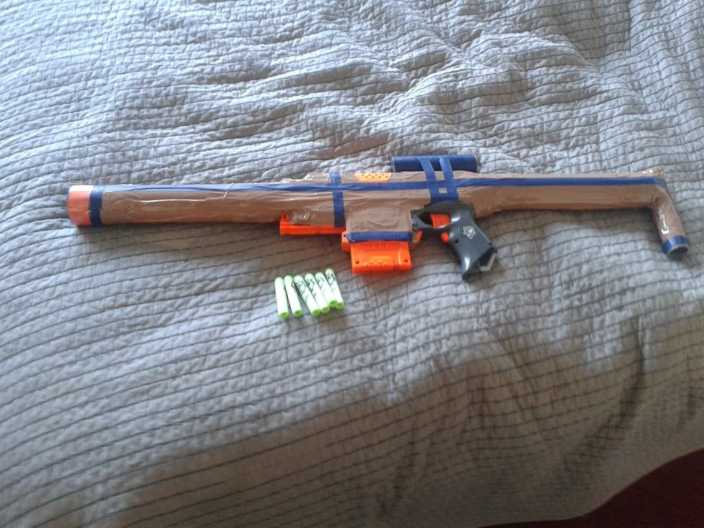 Игрушечное ружье из дерева своими руками 99