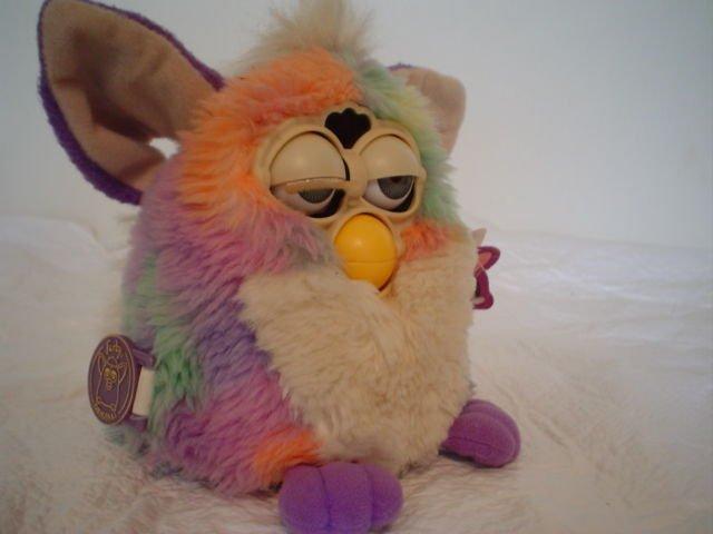 Furby своими руками