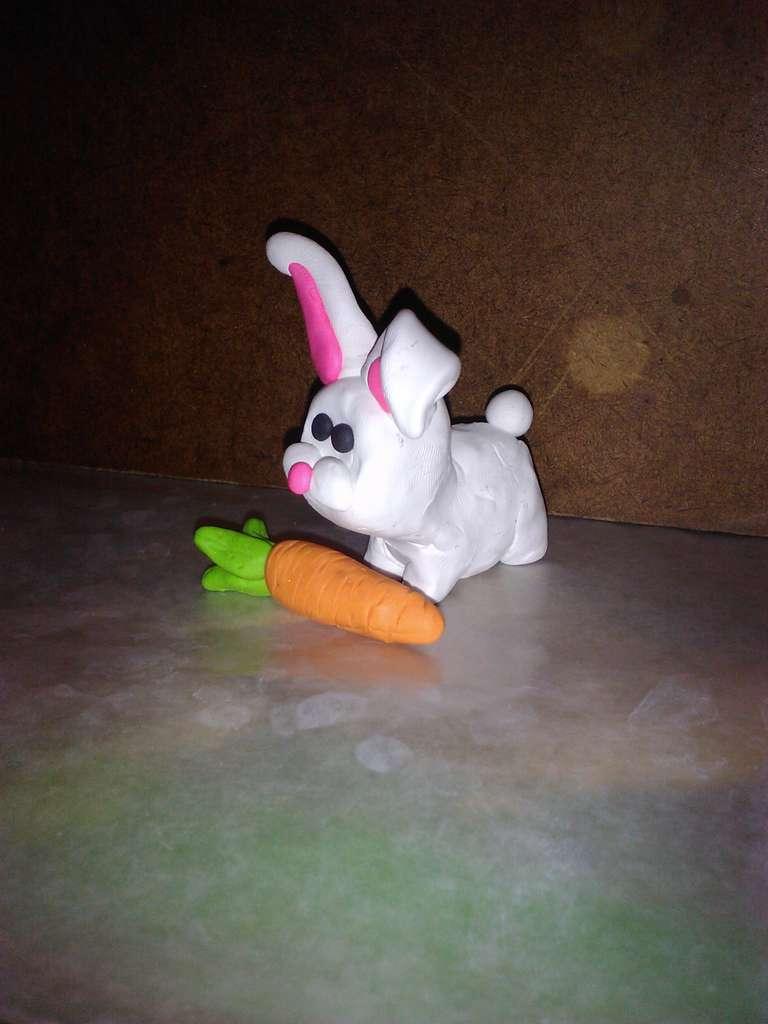 Как сделать кролика игрушечного 395