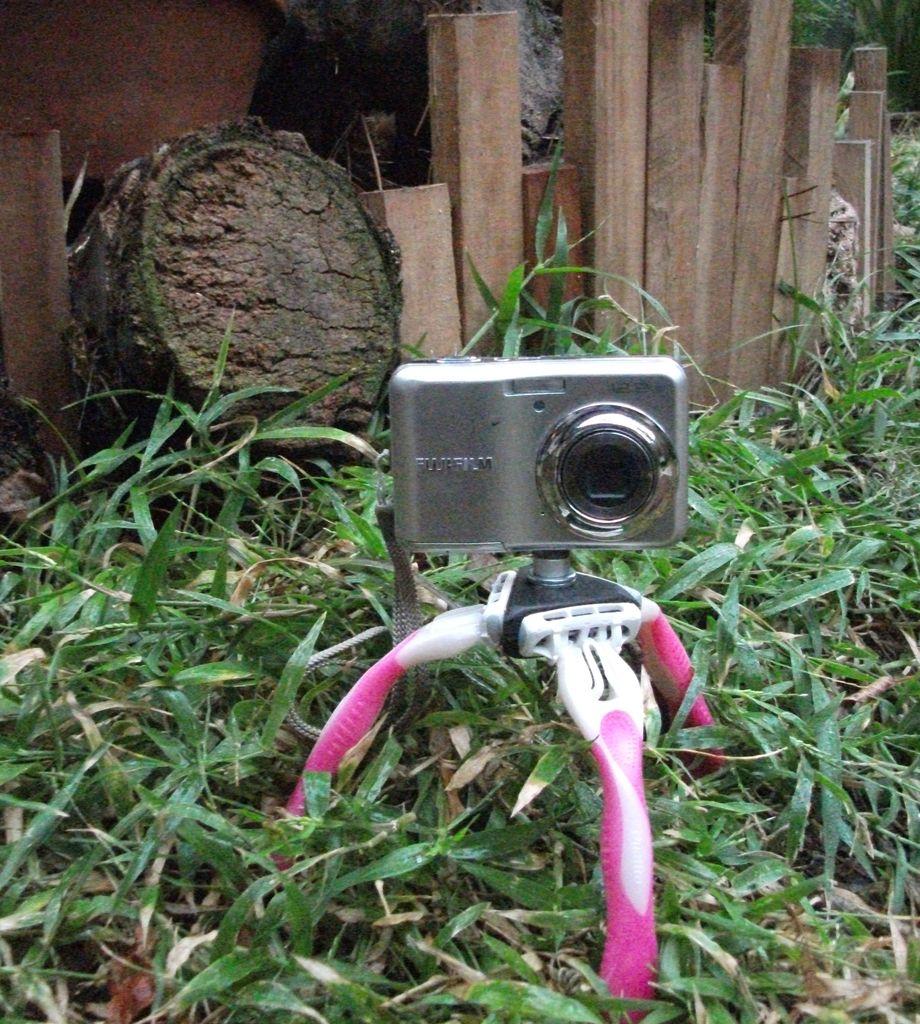 Самоделки для фотоаппарата своими руками