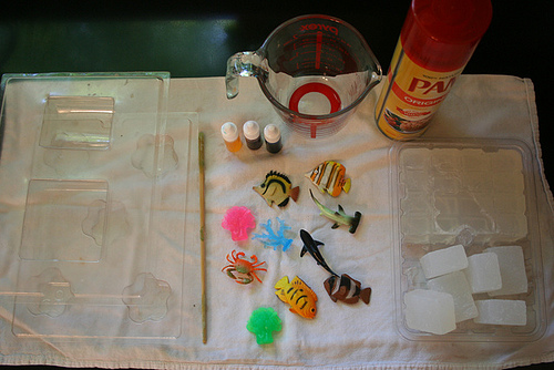 Форма для мыла своими руками из подручных материалов 97