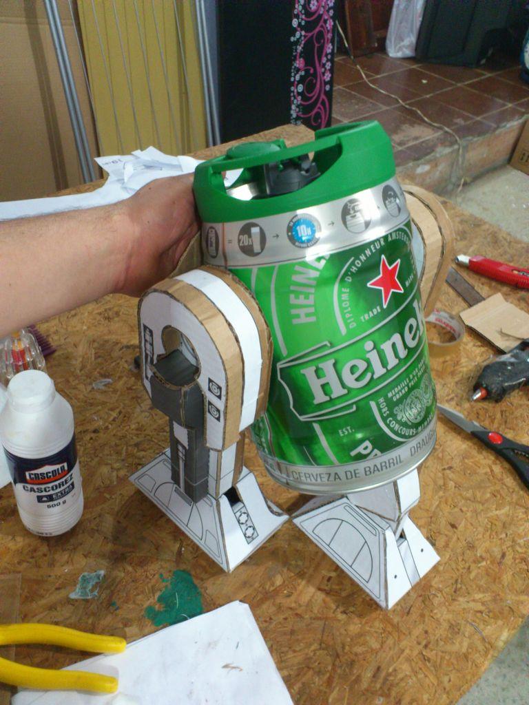 Как сделать робот своими руками для детей