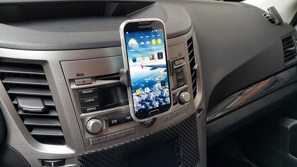 Как сделать держатель для телефона для машины