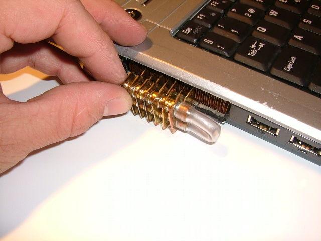 Фреоновое охлаждение ноутбука своими руками