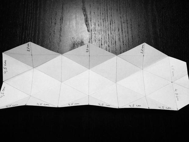 Как сделать только из бумаги головоломку