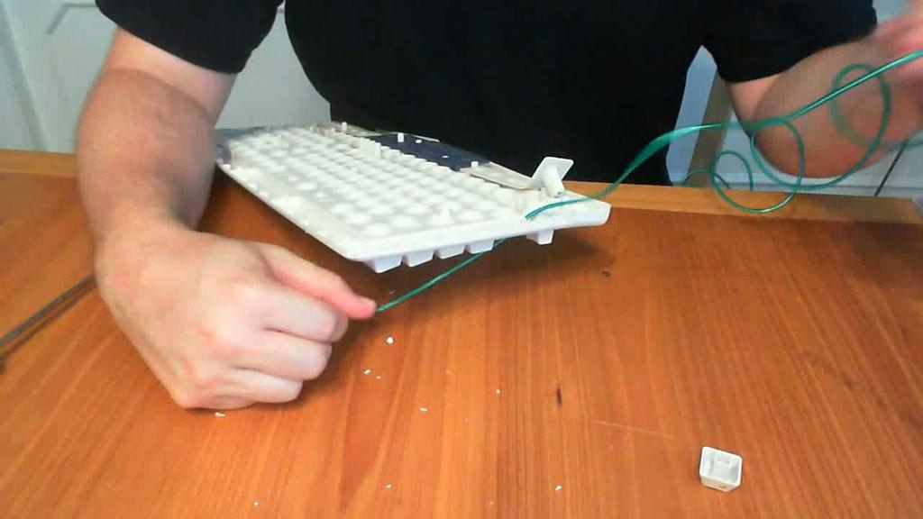Сделать своими руками подсветку для клавиатуры
