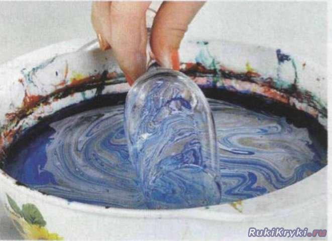 Водная печать как сделать